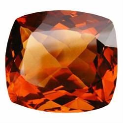 47.55ct Awesome Madeira Citrine Cushion Cut (GEM-23622)