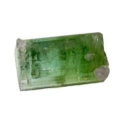 5.89ct Green Tourmaline Crystal Brazil Brazil (GEM-23966C)