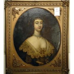 Female Portrait; Artist: European School 17th century