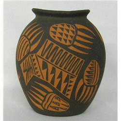 Acoma Pottery Signed by David Tune