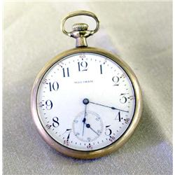 1901 Waltham Royal Mans Pocket Watch