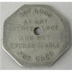 Prewit New Mexico Trading Post Token