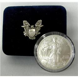 2008 Liberty American Eagle Silver Dollar