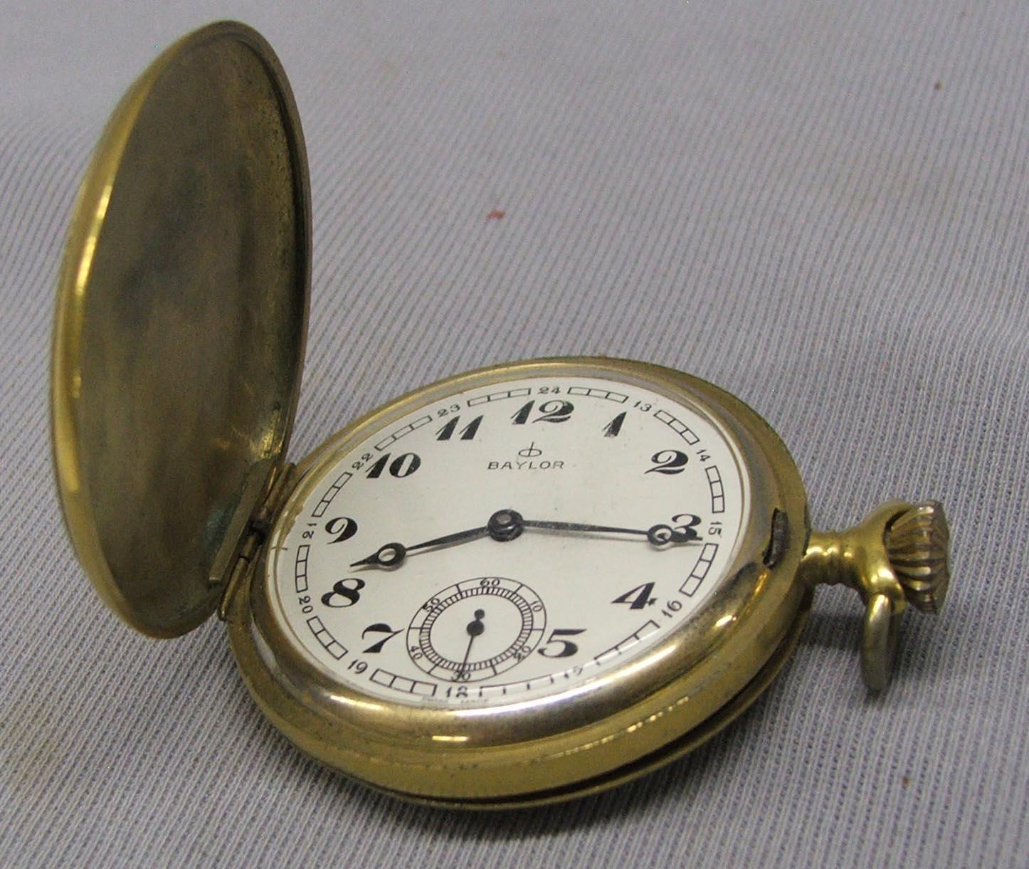 Phrase The Vintage antique pocket watch