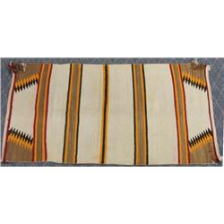 Navajo Serrated Diamond Rug