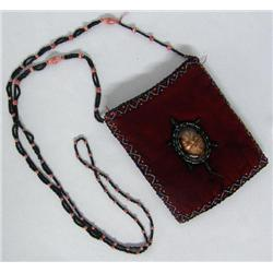 Hand Beaded Purse by Kills Thunder