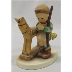 Goebel Boy and Horse Figurine West Germany