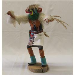 Navajo Eagle Dancer Kachina by Smith