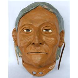 Navajo Clay Mask
