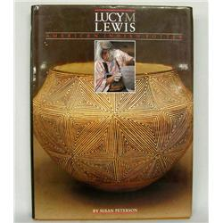 Hardback Book ''Lucy M. Lewis, American Indian Potter''