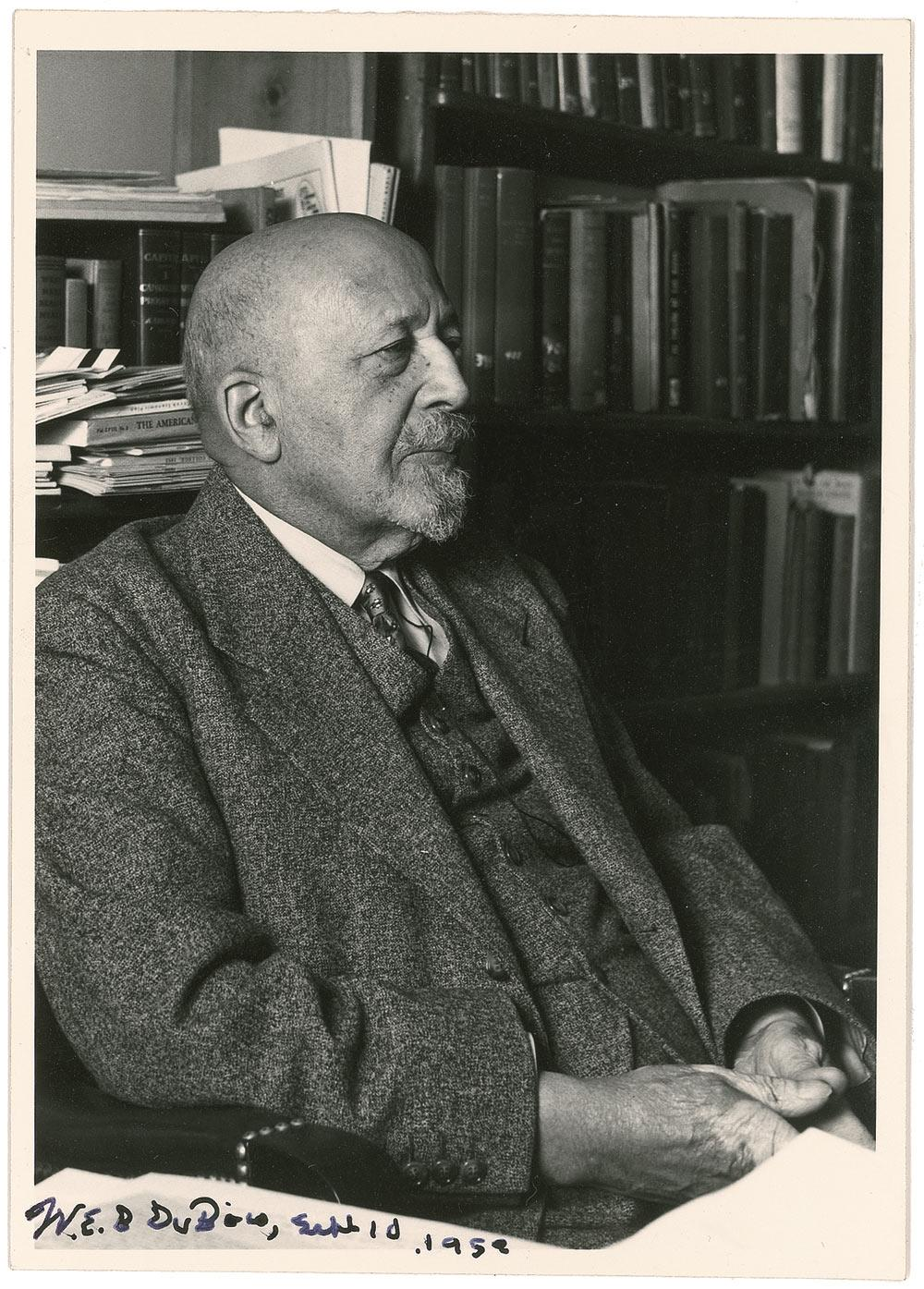 w e dubois Between me and the other world there is ever an unasked question: unasked by  some through feelings of delicacy by others through the difficulty of rightly.