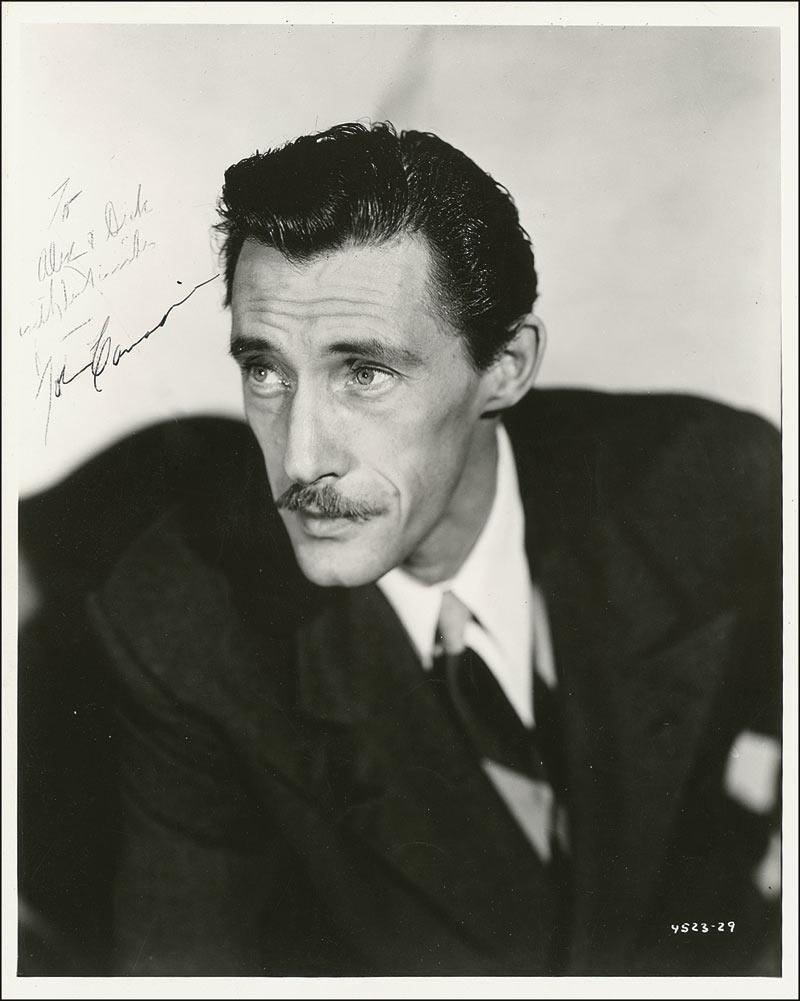 john carradine actor