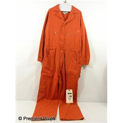 Takers A.J. (Hayden Christensen) Jumpsuit Movie Costumes