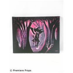 """Legend of Sleepy Hollow"" - The Headless Horseman Giclee"