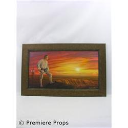 """Star Wars"" Signed Framed Print"