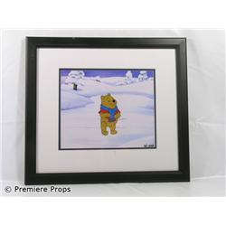 Winnie the Pooh Framed Production Cel