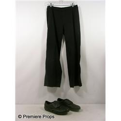 Resident Evil Afterlife Albert Wesker (Shawn Roberts) Yoga Pants Movie Costumes