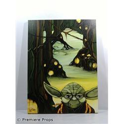 Star Wars Arrival Giclee Canvas