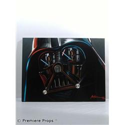 Star Wars Vader Giclee Canvas