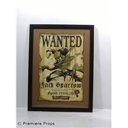Pirates of the Caribbean Giclee Paper Framed