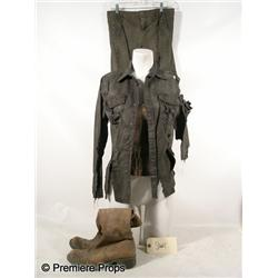 Resident Evil Afterlife Claire Redfield (Ali Larter) Movie Costumes