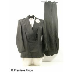 Inglourious Basterds Pfc. Omar Ulmer (Omar Doom) Tuxedo Movie Costumes