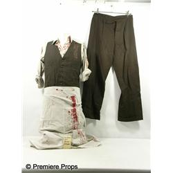 Inglourious Basterds Proprietor Eric (Christian Berkel) Bloody Movie Costumes