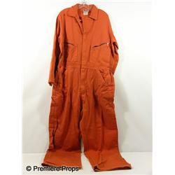Takers Jesse Attica (Chris Brown) Jumpsuit Movie Costumes