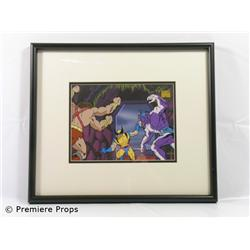 X-Men Original Framed Animation Cel