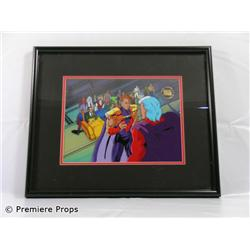 X-Men Multi-Character Framed Animation Cel