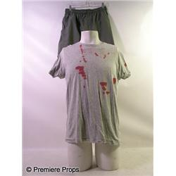 Piranha 3D Jake Forester (Steven R. McQueen) Bloody Movie Costumes