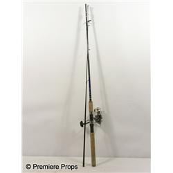 Piranha 3D Matt Boyd (Richard Dreyfuss) Fishing Rod Movie Props