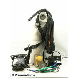 Piranha 3D Diver's Scuba Gear Movie Props