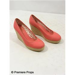 Killers Jen Kornfeldt (Katherine Heigl) Wedge Shoes Movie Props