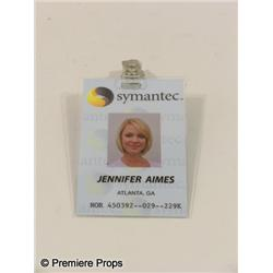 Killers Jen (Katherine Heigl) ID Movie Props
