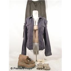 Resident Evil Afterlife Claire Redfield (Ali Larter) Hero Movie Costumes