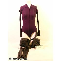 Resident Evil Afterlife Jill Valentine (Sienna Guillory) Movie Costumes
