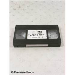 The X Files Aubrey Episode Video Tape