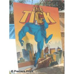 The Tick Life Size Photo