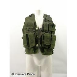 Resident Evil Afterlife Angel Ortiz (Sergio Peris-Mencheta) Vest Movie Props
