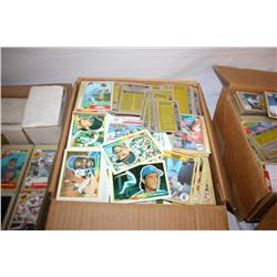 3 Boxes Of Misc. Baseball Cards