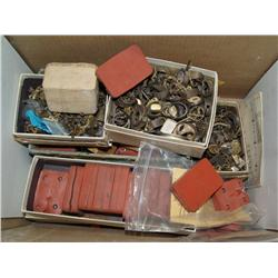 Box of Jewelry Molds & Castings