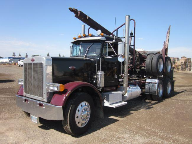 Peterbilt Log Trucks - Bing images