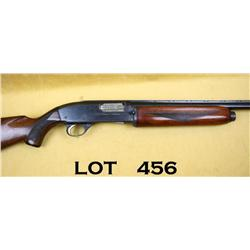 "J.C. Higgins Model 60 semi-auto shotgun, 12 gauge,  full choke, 28"" ventilated rib barrel, blue  fin"
