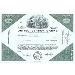 United Jersey Banks