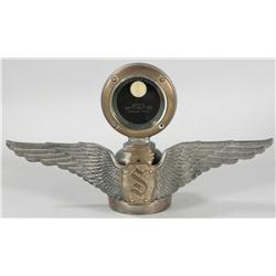 Boyce Moto Meter Radiator Cap for a Stutz Car