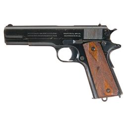"Desirable Early Colt Model Production ""Government Model"" with British Proofmarks"