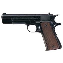 Excellent Pre-War Colt Ace Model Semi-Automatic Pistol