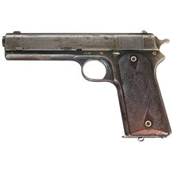 Colt Model 1905 45 ACP Semi-Automatic Pistol with Unique Belt Hook Device