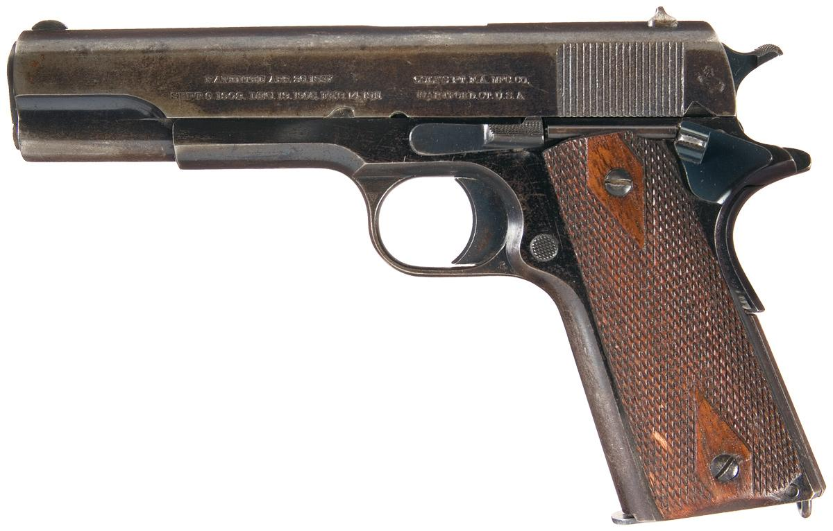 Message, matchless))), field strip springfield model 1911 something is